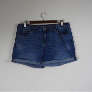 C5 LC Lauren Conrad Jean Shorts Size 12